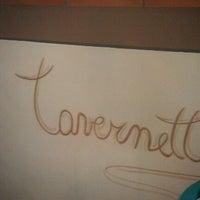 Photo taken at La Tavernetta by Camilla M. on 9/24/2011