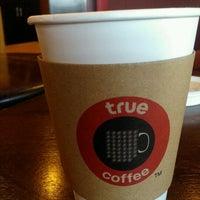 Photo taken at True Coffee by Green_eye26 T. on 4/22/2012