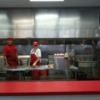 Photo taken at Five Guys by Eric A. on 4/30/2011