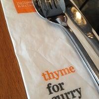3/30/2012 tarihinde E' Shen W.ziyaretçi tarafından Zaffron Kitchen'de çekilen fotoğraf