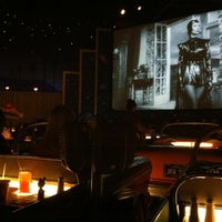 Photo taken at Sci-Fi Dine-In Theater by Jessie W. on 5/9/2012