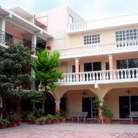 12/9/2011 tarihinde miguelaranamxziyaretçi tarafından Casablanca Tula Hotel'de çekilen fotoğraf