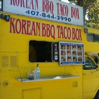 Photo taken at Korean Bbq Taco Box 2 by Nick V. on 11/11/2011