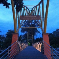 Photo taken at Sri Mueang Park by pigart P. on 9/8/2011