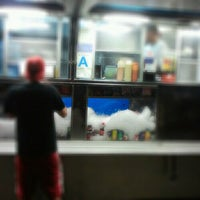 Photo taken at Tacos Don Paco Truck by madeinchynna on 10/25/2011