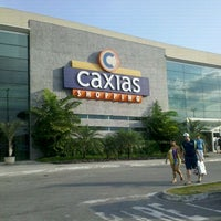 Photo taken at Caxias Shopping by Davi M. on 12/24/2011