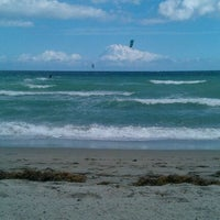 Photo taken at Dania Beach Pier by DaNell D. on 1/2/2012