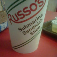 Photo taken at Russo's Subs by Sundollar D. on 1/10/2012