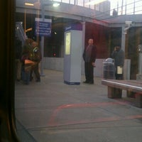Photo taken at MetroLink - Forest Park Station by Chay R. on 10/20/2011