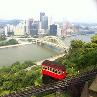 Photo taken at Duquesne Incline by J.D. C. on 7/28/2011