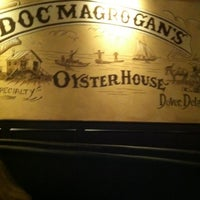 Photo taken at Doc Magrogan's Oyster House by Cody M. on 11/17/2011