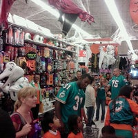 Photo taken at Party City by Forrest H. on 10/25/2011