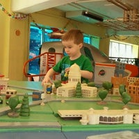 Photo taken at Madison Children's Museum by Jessica B. on 3/14/2012