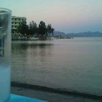 Photo taken at Tuna Restaurant by Serkant U. on 8/21/2012