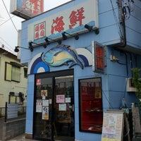 5/16/2011にkazuki n.が回転寿司 海鮮で撮った写真