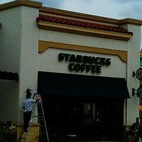 Photo taken at Starbucks by Naseem H. on 3/4/2011