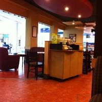 Photo taken at Starbucks by Cisco on 1/16/2011