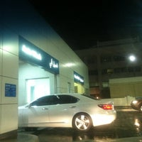 Photo taken at ADNOC Khalidiyah by adrian a. on 1/16/2011