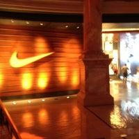 Photo taken at Nike Factory Store by Rafael B. on 9/3/2012