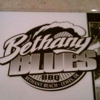 Photo taken at Bethany Blues BBQ by Tara C. on 11/19/2011