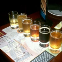 Photo taken at Gordon Biersch Brewery Restaurant by Mark D. on 10/12/2011