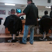 Photo taken at Artwork Barber & Styling by Tony S. on 6/4/2011
