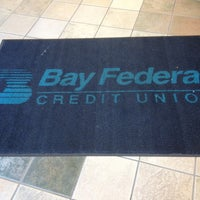 Photo taken at Bay Federal Credit Union by Lee Allan S. on 4/6/2012