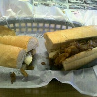 Photo taken at Philly Steak & Sub by Holly B. on 11/17/2011