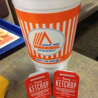 Photo taken at Whataburger by Jimmy W. on 7/20/2012