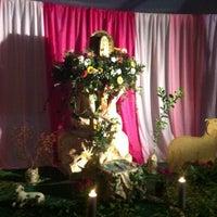 Photo taken at Iglesia De Los Angeles by Darla S. on 4/6/2012