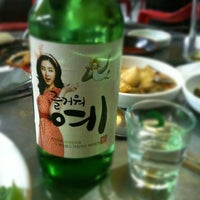 Photo taken at 황금어장 by habin j. on 3/17/2012