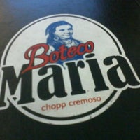 Foto tirada no(a) Boteco Maria por Jeferson G. em 2/11/2012