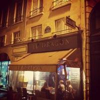 Photo taken at Le Dragon by Svilen O. on 12/10/2011