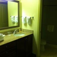 Photo taken at Residence Inn Milford by Jennifer T. on 12/10/2011