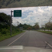Photo taken at Ban Suan Phak Junction by Ocanall P. on 9/1/2012