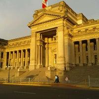 Photo taken at Palacio de Justicia de Lima by Dave C. on 12/18/2011