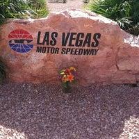 Foto scattata a Las Vegas Motor Speedway da Brad R. il 10/17/2011