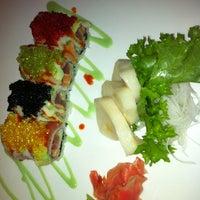 Photo taken at Fuji Sushi & Steak House by Rachael W. on 3/20/2011
