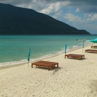 Photo taken at Koh Lipe by watcharate w. on 6/10/2012