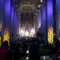Photo taken at Heilig Geist by Stefan W. on 1/14/2012