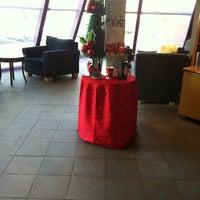 Photo taken at Starbucks by Esra E. on 12/1/2011