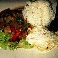 Photo taken at Alif's Tomyum Seafood Restaurant by Samantha C. on 10/18/2011