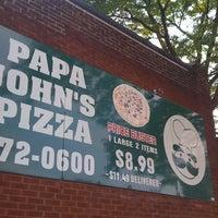 Photo taken at Papa John's Pizza by Jason K. on 6/27/2012