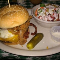 Photo taken at McNear's Saloon & Dining House by Irene T. on 10/29/2011