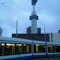 Photo taken at KPN Toren by wouter z. on 1/20/2012
