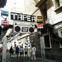 Photo taken at Carrer La Perla by Roser B. on 8/19/2012