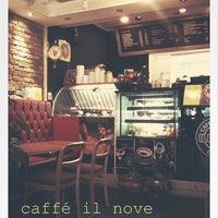 Photo taken at caffe il nove by KAKOII on 3/5/2011