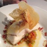 Photo taken at Restaurante Sandó by Pedro S. on 3/10/2012