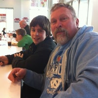 Photo taken at Merry Ann's Diner by Mark S. on 2/19/2012