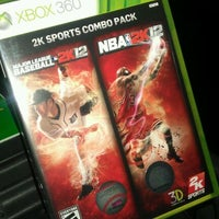 Photo taken at GameStop by Miguel J. on 3/21/2012